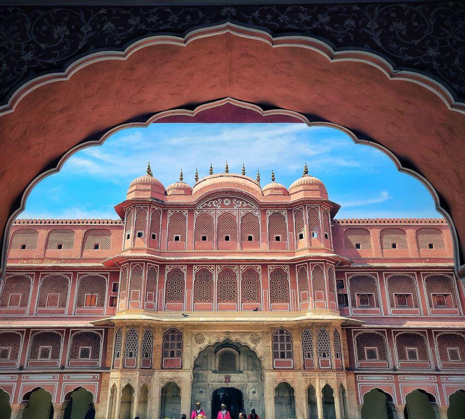 सिटी पैलेस, जयपुर, राजस्थान