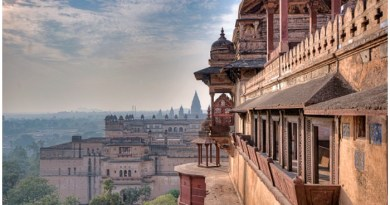 The list of things to do in Orchha covers a range of activities that will make you fall in love with this place. this town was founded in the 16th century.