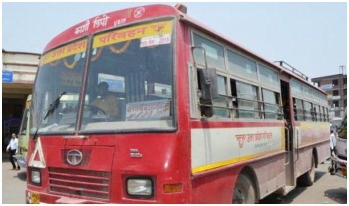 Uttar Pradesh Travel, Road Journey in A Uttar Pradesh Bus, Uttar Pradesh Bus Service, Uttara Pradesh Toursim, Travel Blog Uttar Pradesh