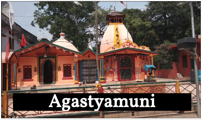 Agastyamuni in Rudraprayag, Agastyamuni temple in Kedarnath, agastyamuni temple, agastyamuni rishi, agastyamuni temperature, agastyamuni story, agastyamuni saint
