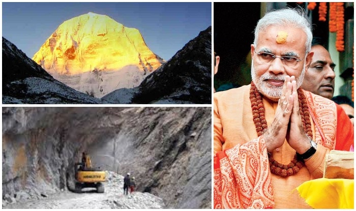 Lipulekh Pass New Road for Kailash Mansarovar Yatra