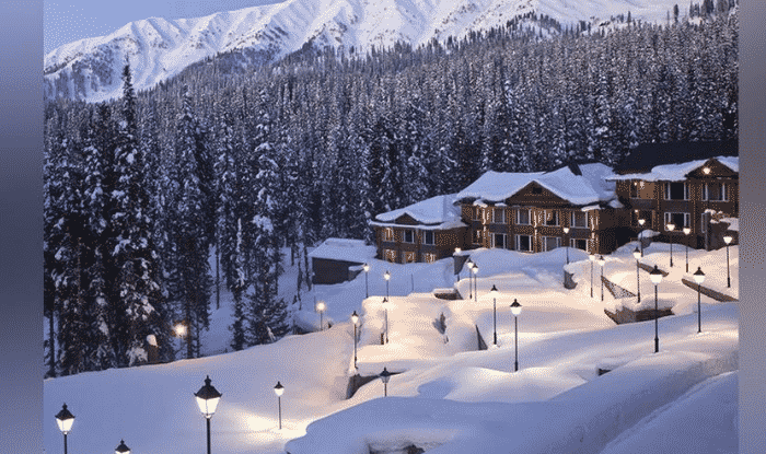Honeymoon in Gulmarg its a beautiful place