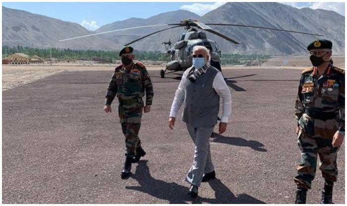 Nimmu in Leh , Places where Modi Wisited in Leh, Leh Ladakh information, Nimmu Army Base in Leh, Modi visited Leh