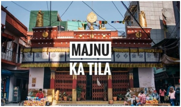 Majnu Ka Tilla where you will fall in love with the beauty of the monastery