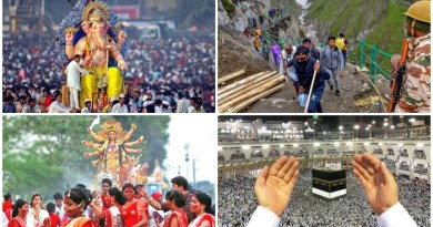 Many religious trips have been canceled due to Corona virus, here is the complete list