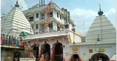 vaidyanath jyotirlinga is the ninth jyotirlinga of lord shiva