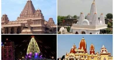 Historical Temples in delhi