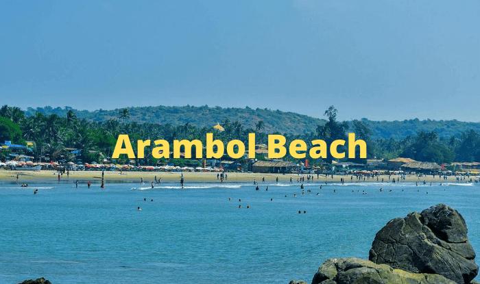 Best time to visit Arambol Beach goa
