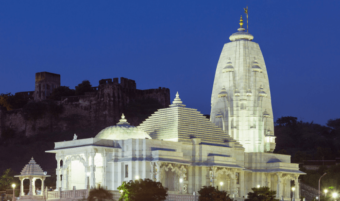 Must visit Birla temple in Jaipur trip - Travel Junoon