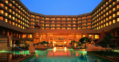 10 luxurious Five Star hotels in Delhi