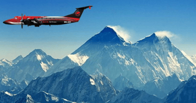 why dont planes fly over the himalayas