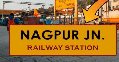 nagpur railway station land was purchased at only one rupee