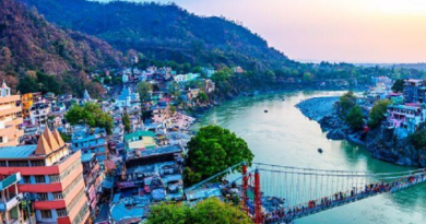 Uttarakhand first wellness city of state to be built on 800 hectares land in rishikesh