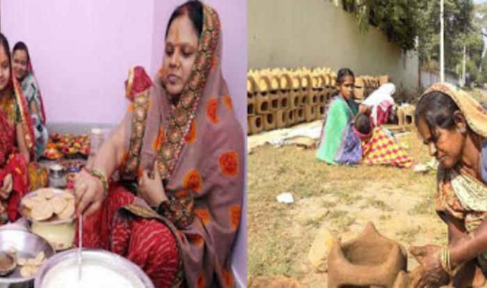 Chhath puja : जानें छठ पूजा का प्रसाद सिर्फ मिट्टी के चूल्हे पर ही क्यों बनाया जाता है