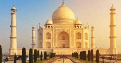 Tajmahal fact :100 years ago the british government took steps to preserve the taj mahal