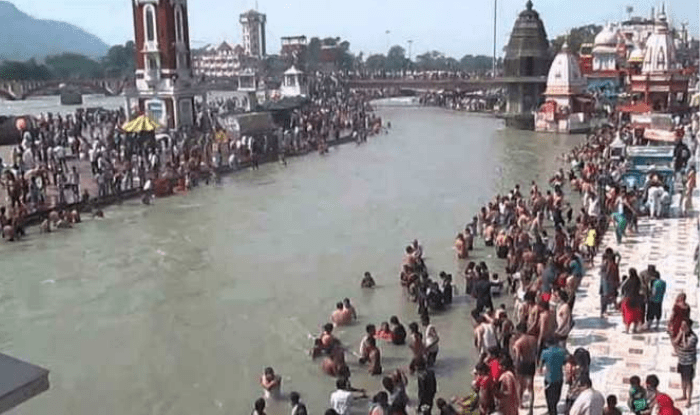 ganga water will flow again on Har ki Pauri in haridwar