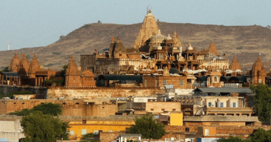 Osian village located in Jodhpur is very beautiful places to visit