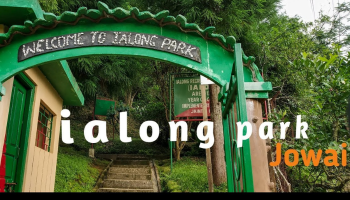 The beauty of natural is located in Meghalaya, Ialong Park, must visit