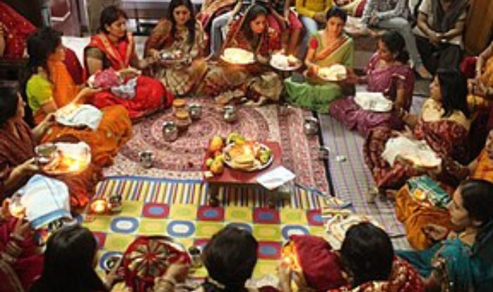 karvachauth vrat : pujan samagri puja mantra and shubh muhurat