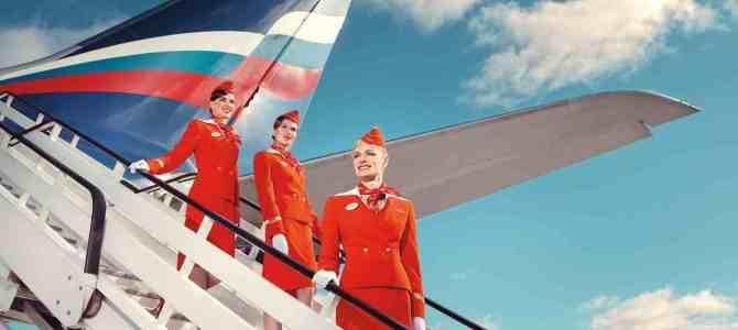 Wat is er mis met een Aeroflot ticket?