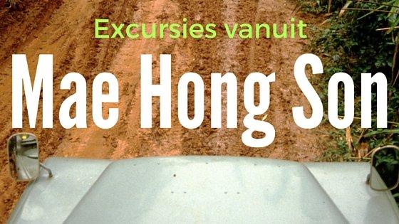 Excursies vanuit Mae Hong Son