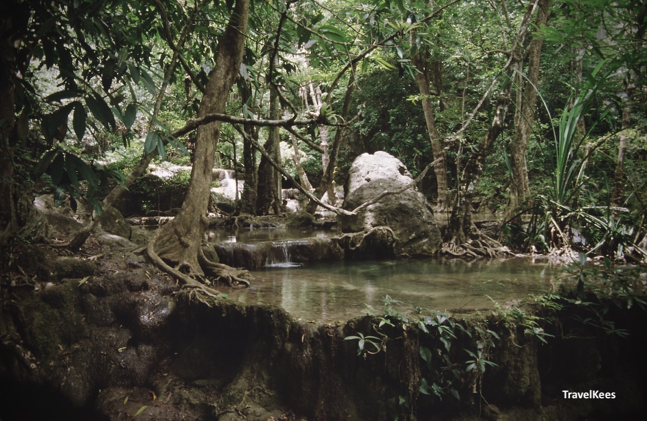 erawan national park,