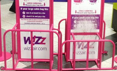 Bagaje Wizz Air Tot Ce Trebuie Să știi Blogul Travelkit