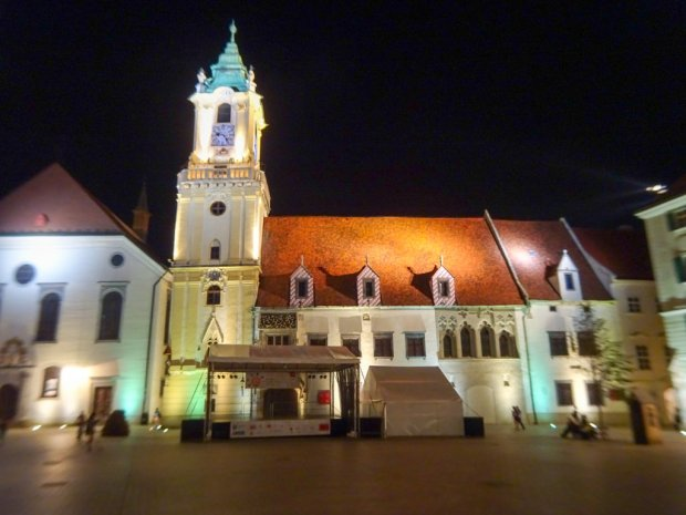 Bratislava Old Town- 9 Highlights to Visit in OneDay