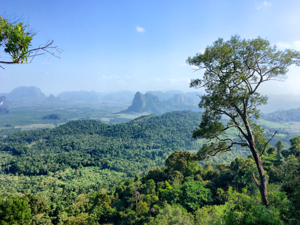 khao ngon nak dragon crest second viewpoint