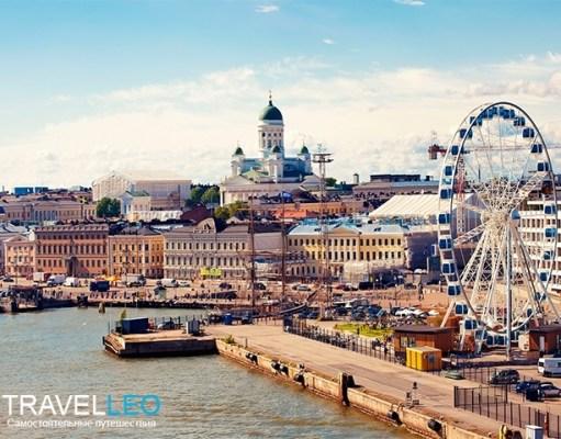 Отели в центре Хельсинки