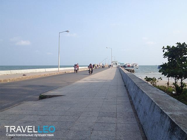Пляж Бай Вонг (Bai Vong) остров Фукуок Вьетнам