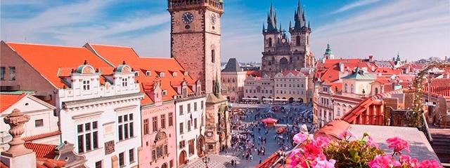 Туры в Прагу на майские из Спб