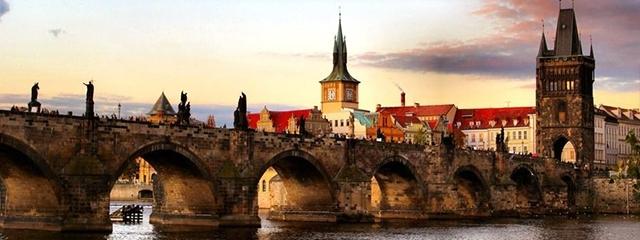 Туры в Прагу из Москвы за 11700