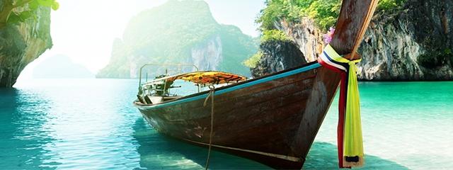 Туры в Тайланд из Владивостока за 27700