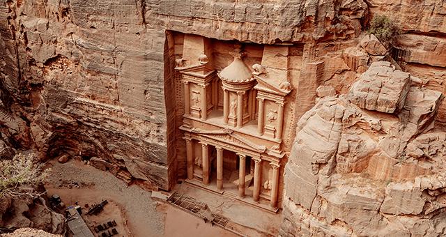 Иордания: тур на неделю всего за 14700. Виза не нужна!