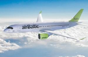 Авиакомпания AirBaltic - официальный сайт, регистрация на рейс