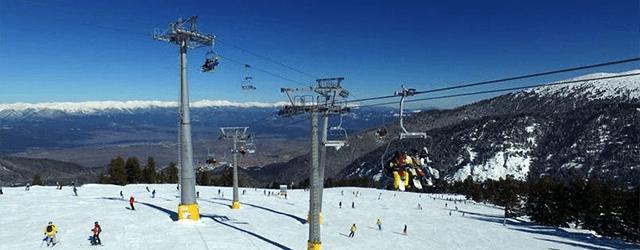Банско (Болгария): горнолыжные туры на Новый год
