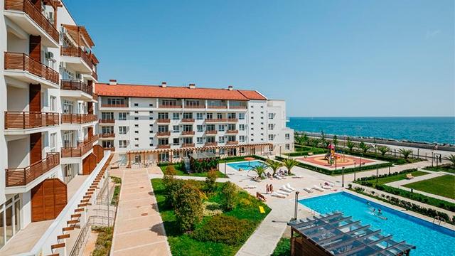 Апарт-отель Имеретинский - Морской квартал 4*