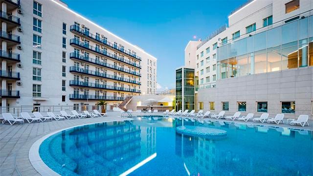 Отель Имеретинский4*