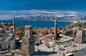 Турция: турецкое солнце за 19000 рублей в Анталии