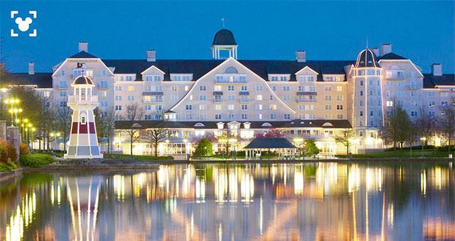 Отель Disney's Newport Bay Club® 4*
