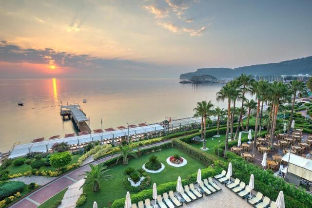 Отель Golden Lotus Hotel 4 звезды Кемер Турция