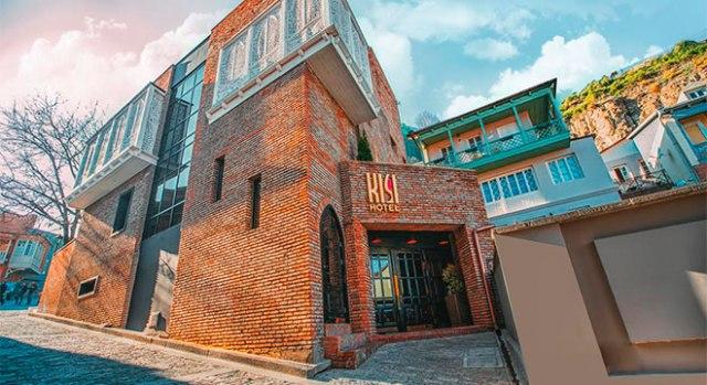 Отели в Тбилиси в центре - Kisi Hotel4*