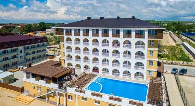 Отели в Анапе все включено с бассейном - La Melia All Inclusive Hotel