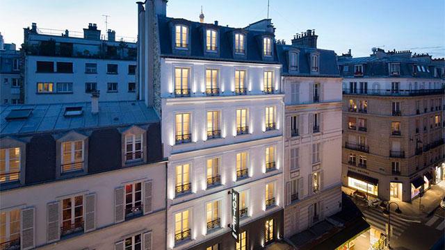 Cler Hotel - Отели Парижа 3 звезды в центре города