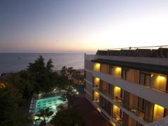 Отель Trendy Side Beach Hotel 4 звезды Сиде Турция