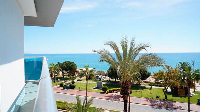 Отель Arsi Enfi City Beach Hotel 4 звезды Алания Турция