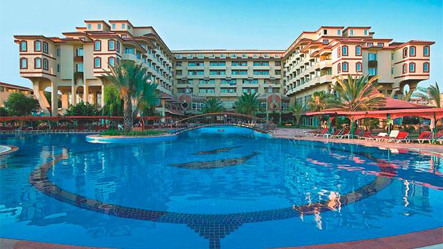 Отель Nova Park Hotel 5 звезд Сиде Турция