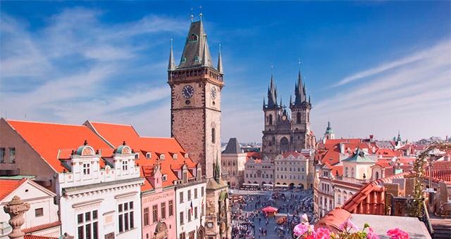 Отели Праги 3 звезды в центре города