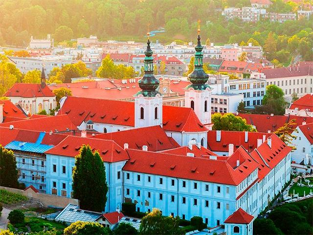 Пражский Град — самая большая крепость Чехии
